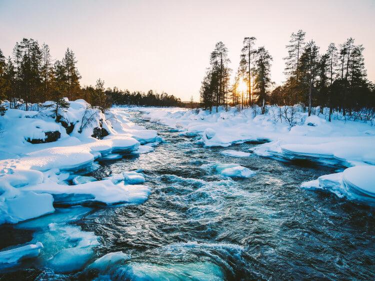 Kältetherapie – Warum frieren glücklich macht